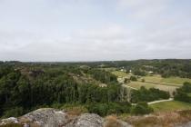 Schöner Ausblick vom Aussichtspunkt