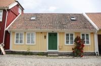 Altes Haus in Falkenberg