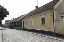 Alte Häuser in Falkenberg