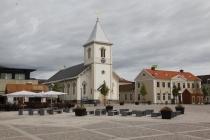 Hauptplatz von Kungsbacka