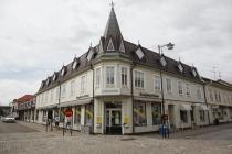 Altes Geschäft in Kungsbacka