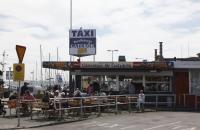 Gatukök – Strassenküche, sieht man sehr oft in Schweden
