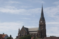 Kirche in Lysekil