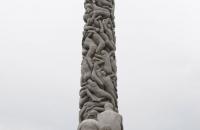 Monolith im Vigelandspark