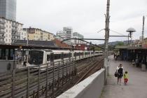 U-Bahnstation Majorstuen