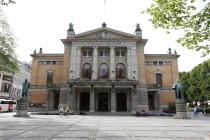 Das National-Theater von Oslo