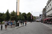 Königliches Schloss und Karl Johans Gate