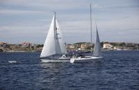 Viel Verkehr am Wasser
