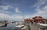 Hafen von Käringön