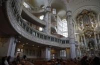 Innenraum der Frauenkirche