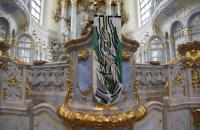 Kanzel in der Frauenkirche