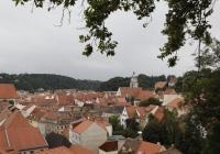 Blick über die Dächer von Meissen