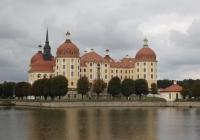 Das Schloss in Moritzburg