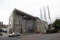 Das Gebäude des Meissner-Porzellan-Besucherzentrums