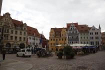 Hauptplatz in Meissen