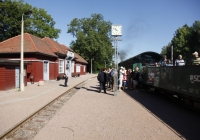 In der Station Malter verließen wir den Zug