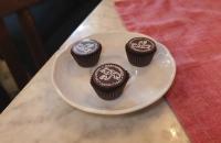 Schwanenküsse - eine süsse Spezialität im Cafe Grellinger in Gmunden