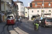 Strassenbahn in Gmunden