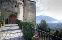 Die Burg von Schenna