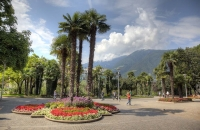 Mediterranes Flair in Meran