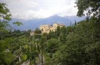 Schloss Trauttmansdorff und die botanischen Gärten