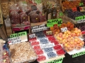 Obst und getrocknetes Obst