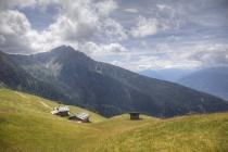 Blick zur Assenhütte