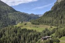 Landschaft nahe Hinterbichl