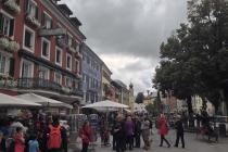 Fußgängerzone von Lienz