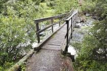 Alte Holzbrücke