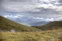 Blick nach Puchberg am Schneeberg