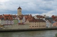 Die Altstadt von Regensburg