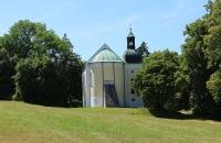 Kapelle nahe dem Kloster Weltenburg