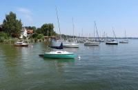 Boote am Ammersee