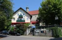 Netter Biergarten in Schondorf