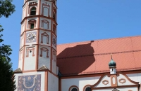 Kirche des Klosters Andechs