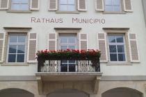 Das Rathaus von Kaltern