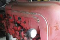 Ein Porsche Traktor :-)