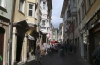 In der Bozener Altstadt