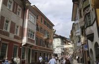 In der Altstadt von Bozen