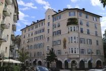 Haus in der Altstadt von Bozen