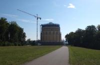 Die Befreiungshalle in Kelheim
