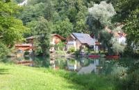 Häuser in Essing
