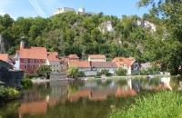 Häuser in Kallmünz