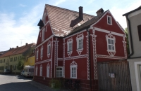 Altes Haus in Kallmünz