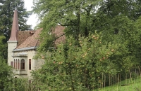 Ein schönes Haus am Wegesrand