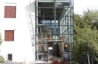 Destillationsanlage der Unterthurner Brennerei