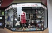 Ein schottisches Geschäft in Dunedin
