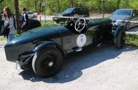 Ein alter Bentley