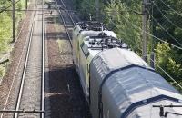 Güterzug mit 1216